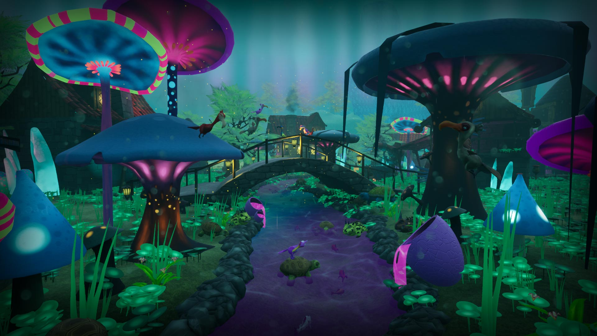3D Environments for 3D Game Art Outsourcing and External Game Development